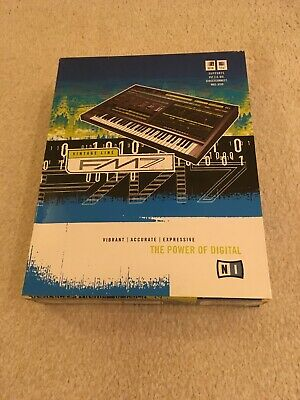 Native Instruments FM7 Software Synth DX7