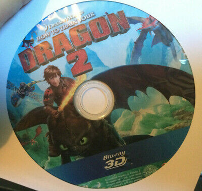 How To Train Your Dragon 2 3D (3D blu-ray disc ONLY) 3d blu family flick