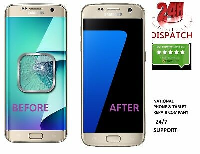 Samsung Galaxy S7 LCD Screen Glass Replacement - 24 HOUR REPAIR SERVICE