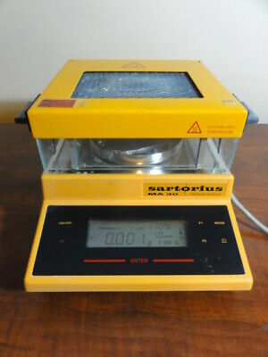 Sartorius Model MA30 Moisture Analyzer