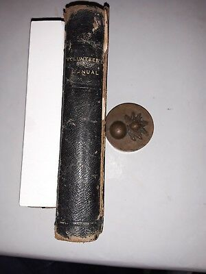 Civil War Confederate Infantry Manual, Richmond, 1861