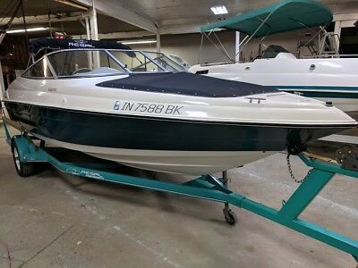 *video* Freshwater Family Fun Bowrider Rated For 9 People * Brand New Interior *