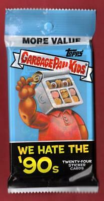 We Hate The '90s GARBAGE PAIL KIDS Fool's Gold /50 Hot Pack GPK Topps 2019!