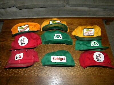 3370983eff8 LOT OF 115 Hats! Vintage Trucker Racing Marine.. Variety!! 80s
