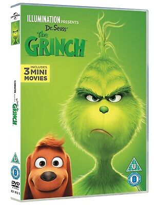 The Grinch (with Digital Download) [DVD]