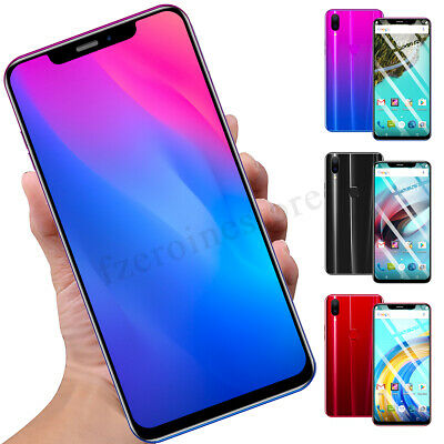 X21 6.2'' Android 8.1 Octa Core 4GB+64GB Mobile Phone Smartphone Dual SIM 16MP