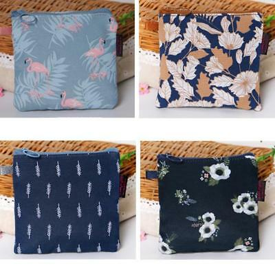 Bag Storage Sanitary Napkin Pad Holder Women Pads Organizer Towel Napkins Bag CF