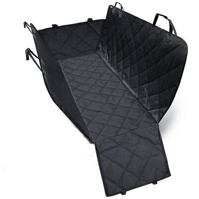 Waterproof Car Rear Back Seat Cover Pet Dog Auto Protector Hammock Mat Liner UK