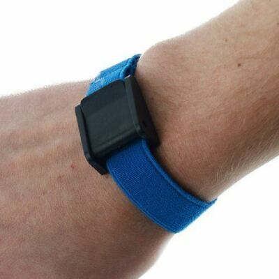 Anti Mosquito Wrist Bands Bug Repellent Bracelet Insect Mozzie Camping Deet
