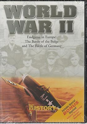 NEW History Channel ~ World War II: Endgame In Europe