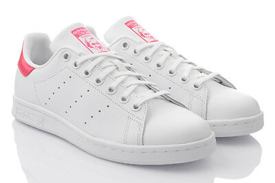 big sale 58368 8c783 Adidas Originals Stan Smith J Unisex Scarpe da Ginnastica pelle - DB1207