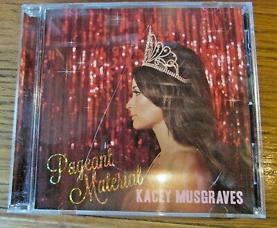 Kacey Musgraves - Pageant Material Used Cd