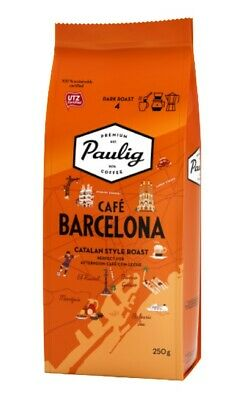 Paulig Coffee CAFE Barcelona Ground Coffee 250g