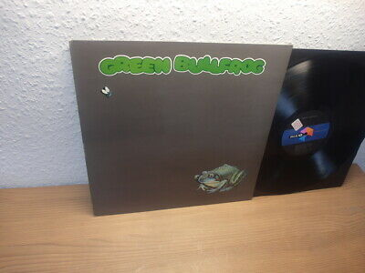 Green Bullfrog Same Lp 1971 Nm Promo (Deep Purple) 1St Press