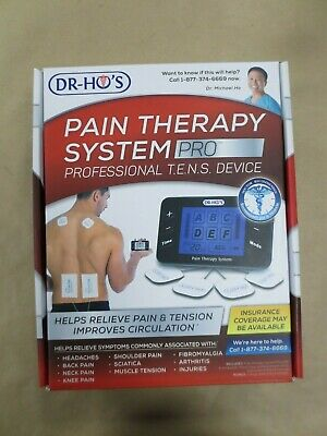 Dr. Ho's Pain Therapy System Pro Professional T.E.N.S. Device