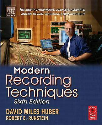 Modern Recording Techniques-ExLibrary