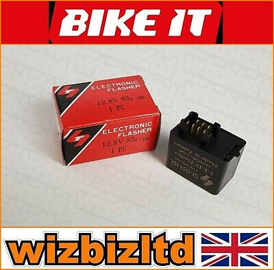 6 Volt Ref WRE03 Motorcycle Indicator Relay 2 x 18-23 watts.