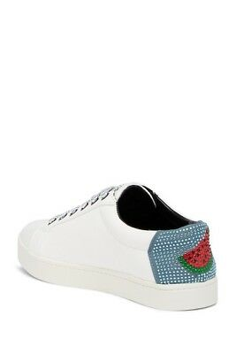578ec3aac0f11 CIRCUS BY SAM Edelman Womens Watermelon Sneakers White Size 8 NWOB ...