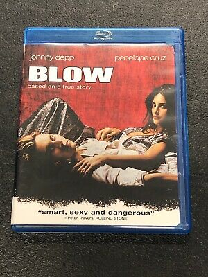 Blow Pre-owned Bluray Disc