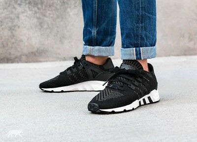 the best attitude 232f4 581ca Adidas EQT Equipment Support RF Primeknit PK Core BlackFtwr White BY9603  UK