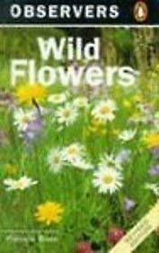 Observer's Book of Wild Flowers by Francis Rose-ExLibrary