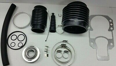 Alpha One, Gen 2 Bellows Transom Seal Repair Kit w Gimbal Bearing  803099T1