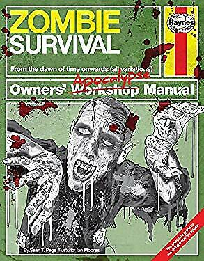 Zombie Survival Manual : The Complete Guide to Sur