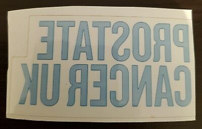 Brand New Prostate Cancer UK / RAISING AWARENESS - (MEN UNITED) Car Sticker !!