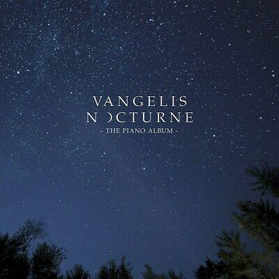 Nocturne: The Piano Album - Vangelis (Album) [CD]