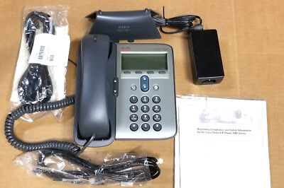 OFFICE TELEPHONE SYSTEM Cisco CP-7911G 7900 Series IP Phone US Military  Surplus