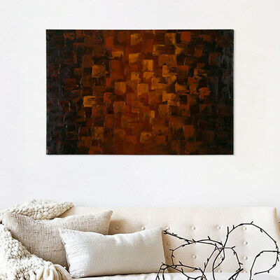Abstract Art Canvas Hand Painted Oil Painting Modern Home Wall Decor Framed