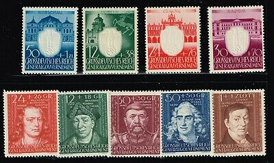 Austria Stamp Nnh Stamp Collection Lot #m1