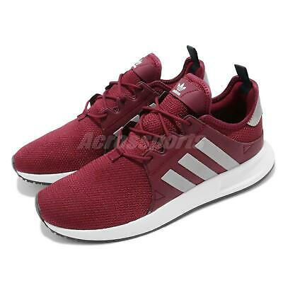 premium selection 07d46 09fe3 adidas Originals XPLR Collegiate Burgundy Silver Men Running Casual Shoe  F34038