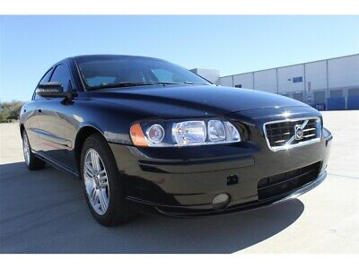 2007 S60 2.5T LEATHER SUNROOF ONLY 60K MILES LOADED 2007 Volvo S60 2.5T LEATHER SUNROOF WOOD STEERING 60K MILES CLEAN & CLEAR TITLE