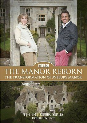Penelope Keith's The Manor Reborn (2016) BBC Region 2 PAL DVDs only!