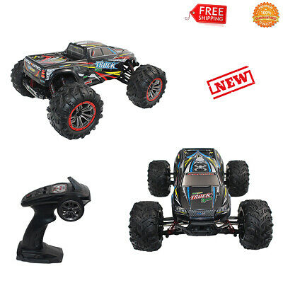 XINLEHONG TOYS 9125 1:10 4WD Off-Road RC Car Rock Crawler Vehicle 2.4G Remote