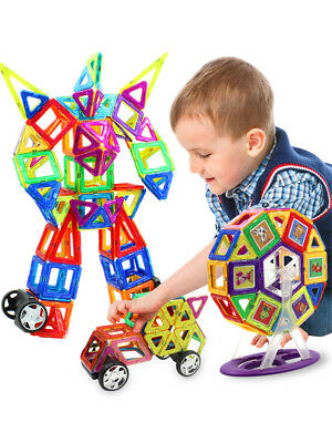 Magnetic Building Block Toys Construction For Kids Boys Girls 8-12 Years Old USA