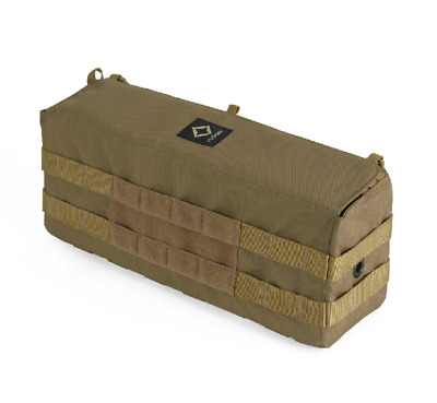 HELINOX Tactical Table One Side Storage - Coyote Tan