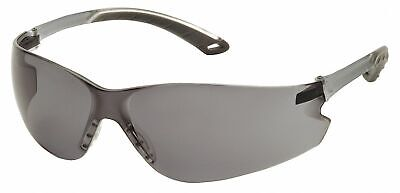Pyramex Itek Anti-Fog, Anti-Static, Scratch-Resistant Safety Glasses, Gray Lens