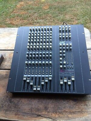 ART Studio live mixer mixing console 16 channel 1608