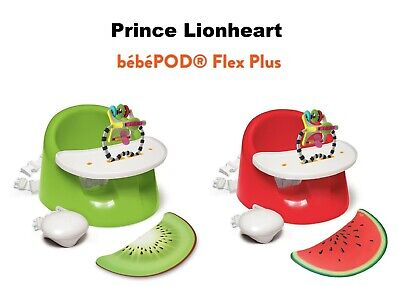 Prince Lionheart bebePOD flex + Plus Baby Booster Seat