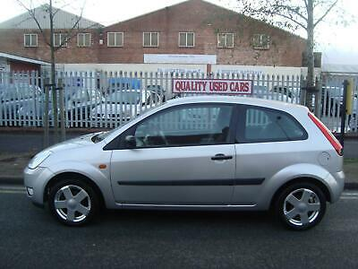Ford Fiesta 1.4 ( a/c ) 2004.5MY Zetec, NICE CAR SOME SERVICE HISTORY