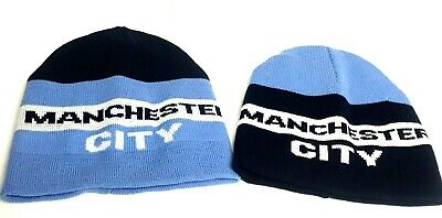 Manchester City Hat Beanie Football Gifts