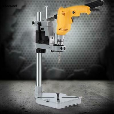 Aluminum Bench Drill Press Holder Grinder Bracket Table Stand Clamp Repair Tool