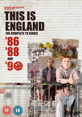 This Is England '86-'90 DVD (2015) Stephen Graham cert 18 ***NEW*** Great Value