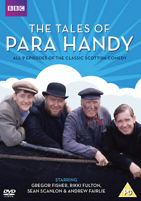The Tales of Para Handy DVD (2017) Gregor Fisher ***NEW***