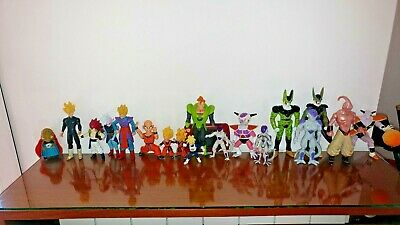 Dragonball Z Action Figures Lot