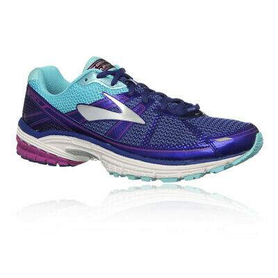 Brooks Womens Vapor 4 Running Shoes Trainers Sneakers Blue Sports Breathable
