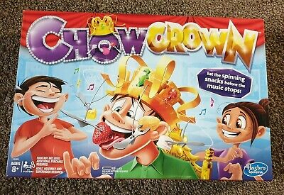 New Hasbro - Chow Crown Game