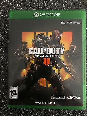Call of Duty: Black Ops 4 Xbox One [Factory Return]